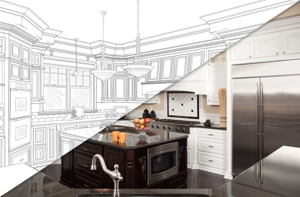 Refreshing a First-Time Homeowner's Kitchen